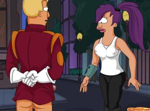 Goodcomix Futurama - [Comics-Toons] - Personal Staff
