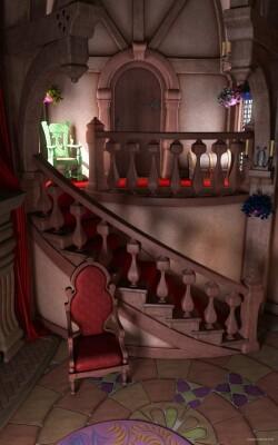 Goodcomix Tangled - [Kondas Peter (KondasPeter1)] - Rapunzel At Home