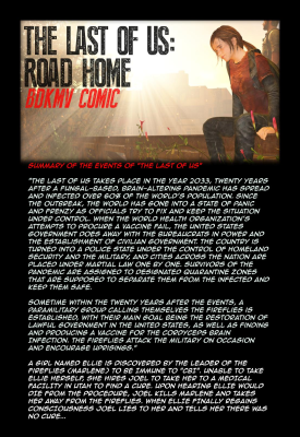 Goodcomix The Last of Us - [bkdmv] - Road Home