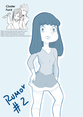 Goodcomix Star Vs The Forces Of Evil - [Oozutsu Cannon] - Rumor #2