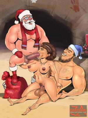 Goodcomix The Croods - [Cartoonza][Classic] - Santa's Visit