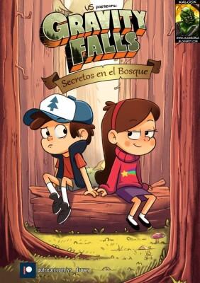 Goodcomix Gravity Falls - [VS] - Secrets Of The Woods