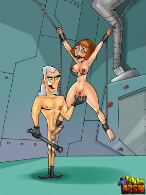 Goodcomix Danny Phantom - [Toon BDSM][Classic] - Danny Phantom - Sex Phantom