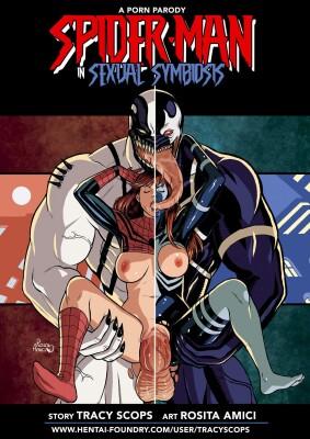 Goodcomix Spider-Man - [Tracy Scops][Rosita Amici] - Sexual Symbiosis 1