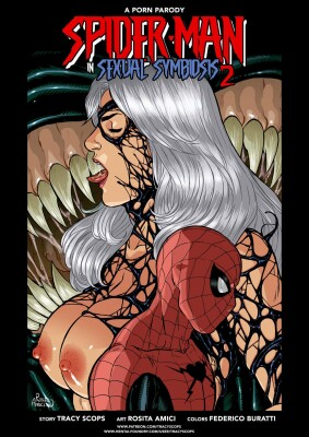 Goodcomix Spider-Man - [Tracy Scops][Rosita Amici] - Sexual Symbiosis 2