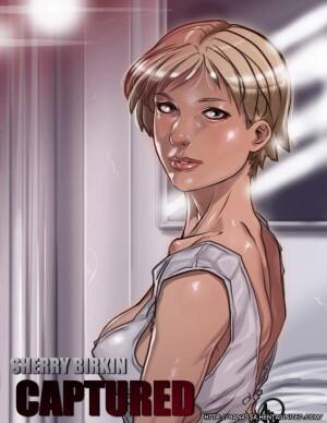 Goodcomix Resident Evil - [Ganassa (Alessandro Mazzetti)] - Sherry Birkin Captured