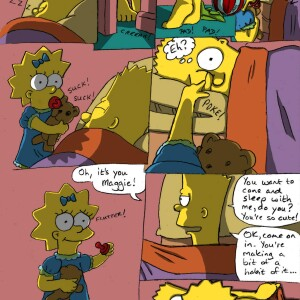 The Simpsons - [Jimmi] - Sleeping Through (Light+Night)