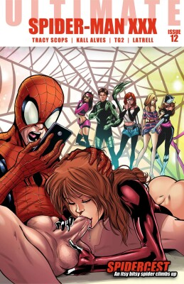 Goodcomix Spider-Man - [Tracy Scops][Kall Alves] - Ultimate Spider-Man XXX Issue 12 - Spidercest An Itsy Bitsy Spider Climbs Up