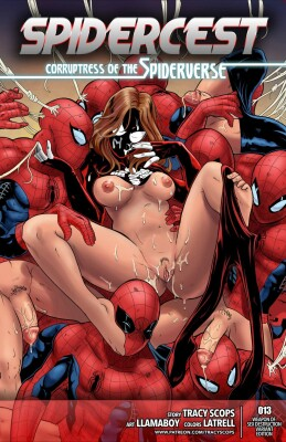 Goodcomix Spider-Man - [Tracy Scops][Llamaboy] - Ultimate Spider-Man XXX Issue 13 - Spidercest Corruptress of the Spiderverse