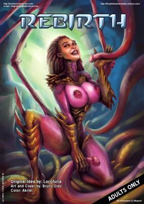 Goodcomix StarCraft - [Locofuria] - StarCraft Rebirth