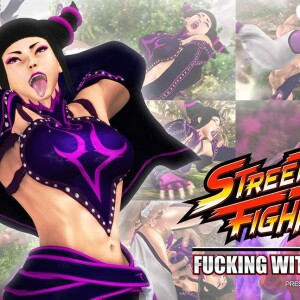 Street Fighter - [CHOBIxPHO] - STREET FIGHTER FUCKING WITH JURI 2