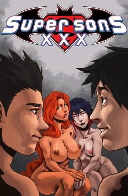 Goodcomix Justice League - [Aya Yanagisawa] - Super Sons ch. 3