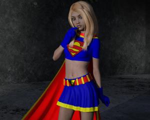Goodcomix Superman - [Ocelot1300] - Supergirl Get Into The Trap