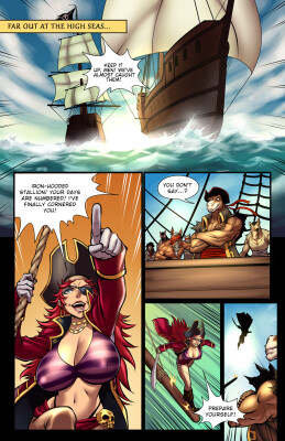 Goodcomix The Legend of Queen Opala - [R-EX(R_EX, REX)] - Tales of Bal'Rana - Crossed and Boned