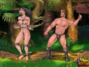 Goodcomix Tangled - [Toon BDSM][Classic] - Tatoongled