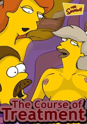 Goodcomix The Simpsons - [Comics-Toons] - The Course of the Treatment