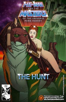 Goodcomix He-Man And The Masters Of The Universe - [Fuckit (Alx)] - The Hunt