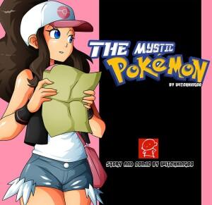 Goodcomix Pokemon - [Witchking00] - The Mystic Pokemon