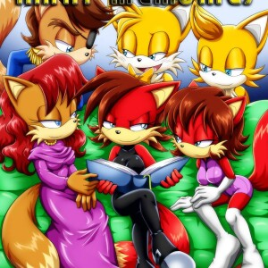 Sonic - [Palcomix][Mobius Unleashed] - The Prower Family Affair 2 - Kinky Memories