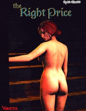 Goodcomix The Witcher - [Vaurra] - The Right Price - Верная Цена