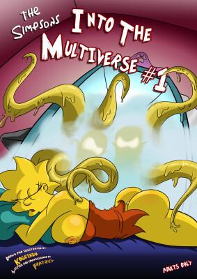Goodcomix The Simpsons - [Kogeikun] - Into the Multiverse #1