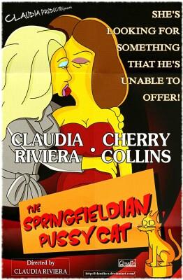 Goodcomix The Simpsons - [Claudia-R(Riviera)] - The Springfieldian Pussycat
