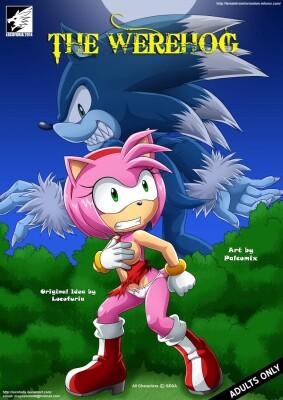 Goodcomix Sonic - [Palcomix][Locofuria] - The Werehog 1