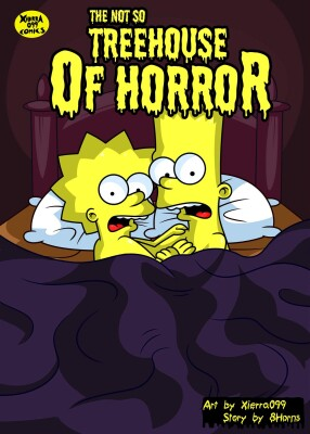 Goodcomix The Simpsons - [Xierra099] - The not so Treehouse of Horror