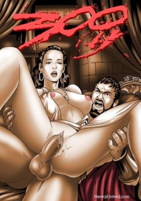 Goodcomix 300 Spartans 2006 - [GogoCeleb][Tom] - King and Queen
