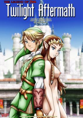 Goodcomix The Legend of Zelda - [Palcomix] - Twilight Aftermath