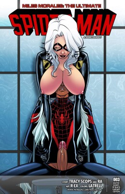 Goodcomix Spider-Man - [Tracy Scops][R-EX(R_EX, REX)]  - Miles Morales - Ultimate Spider-Man #3