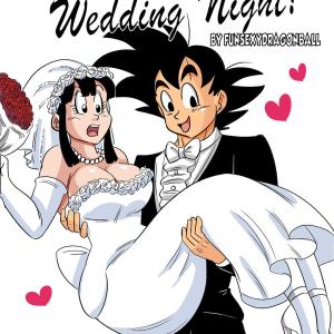 Dragon Ball - [Funsexydragonball (FunSexyDB)] - Wedding Night - Noche de Bodas