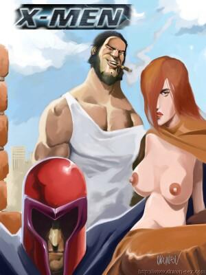 Goodcomix X-Men - [Drawn-Sex][Sinful Comics][Okunev] - X-Men Files 3 - Mutant Weaknesses