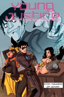 Goodcomix Young Justice - [Bayushi] - Young Justice XX #01