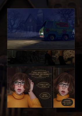 Goodcomix Scooby Doo - [SLporn] - Get a Clue