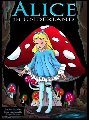 Goodcomix Crossover - [Everfire] - Alice in Underland