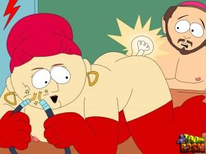 Goodcomix South Park - [Toon BDSM][Dylan] - BDSM Fucking House