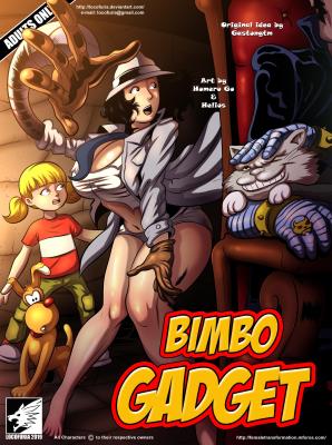 Goodcomix Inspector Gadget - [Locofuria][Homero Go] - Bimbo Gadget