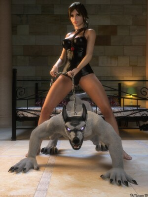 Goodcomix Tomb Raider - [DeTomasso] - Crux on the Loose