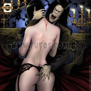 Dracula - [Tufos] - Gangue Dos Monstros 3 - Conde Dracula
