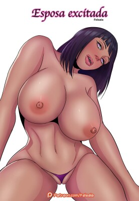 Goodcomix Boruto - [Felsala] - Horny Wife