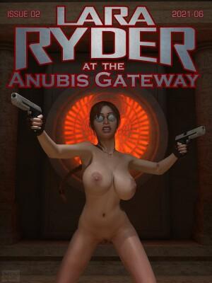 Goodcomix Tomb Raider - [Briaeros] - Lara Ryder at the Anubis Gateway