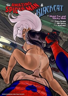 Goodcomix Spider-Man - [Tracy Scops][Dik Savvy] - Moist Fur and Sticky Web