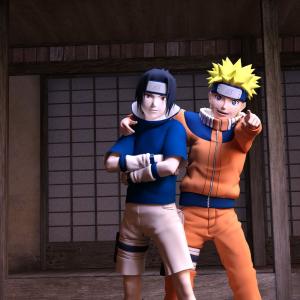 Naruto - [DarkFaust] - Named Brothers