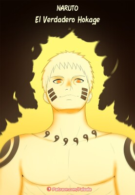 Goodcomix Naruto - [Felsala] - Naruto The Real Hokage