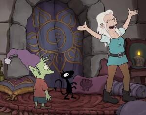 Goodcomix Disenchantment - [Sfan] - Princess Bean and Elfo