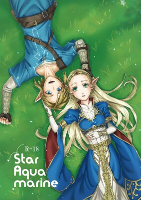 Goodcomix The Legend of Zelda - [MYLAB (Shiroa Urang)] - Star Aquamarine [Digital]