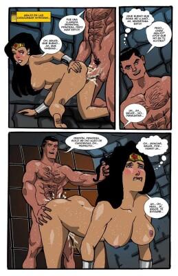 Goodcomix Justice League - [Diana Bruce] - Themysciran Dungeons