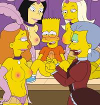 The Simpsons - [DXT91] - Showtime Burlesque