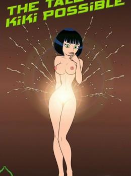 Kim Possible - [JabComix] - The Tale Of Kiki Possible
